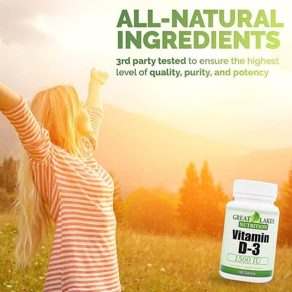 B07R7SVMQZ GL Vitamin D31500 Round 02 RL.All Natural Ingredients