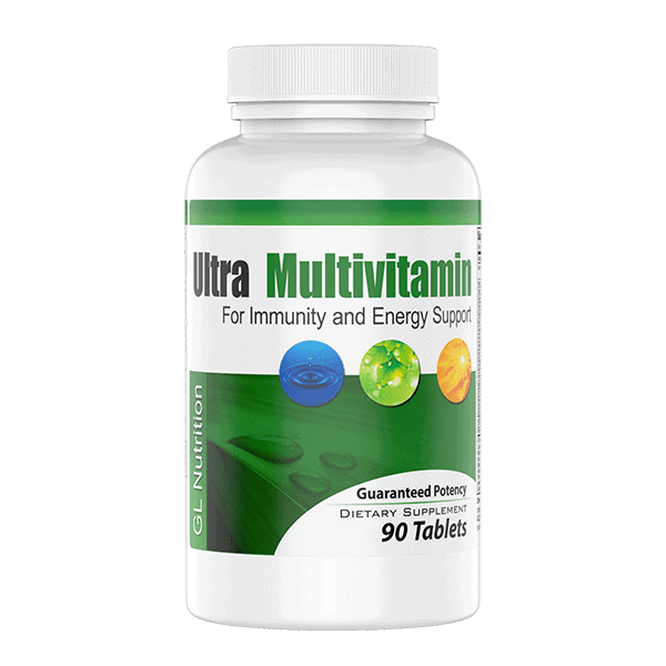 ultra multivitamin front